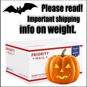 Important shipping information
